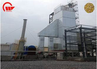 Various Grains Rotary Grain Dryer , Pollution Free Super B Grain Dryer